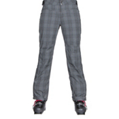Obermeyer Essex Womens Ski Pants, Plaid Heather, medium