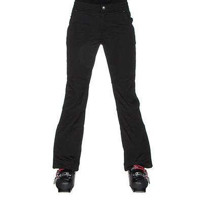Obermeyer Angel Womens Ski Pants, Black, viewer