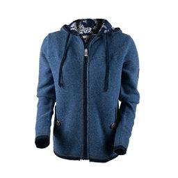 Obermeyer Charlie Knit Womens Sweater, Storm Cloud, 256