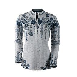Obermeyer Chalet Knit Cardigan Womens Sweater, Ceramic, 256