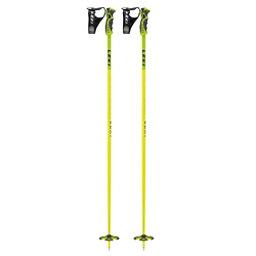Leki Spitfire S Ski Poles 2017, Green, 256