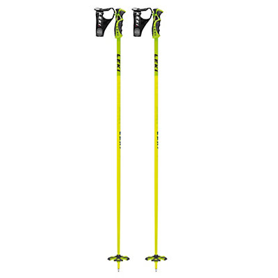 Leki Spitfire S Ski Poles 2017, Green, viewer