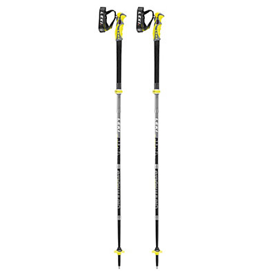 Leki Alpine Stick S Vario Carbon Ski Poles 2017, , viewer
