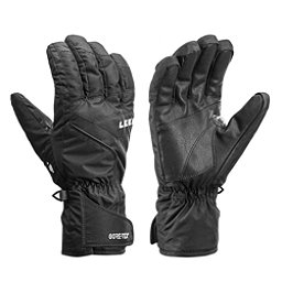 Leki Sceon S GTX Gloves, Black, 256