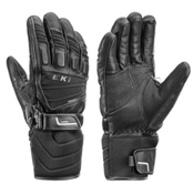 Leki Griffin S Gloves, Black, medium