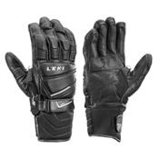 Leki Griffin Pro S Speed System Gloves, Black, medium