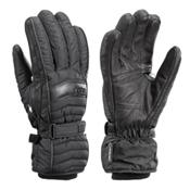 Leki Corvara S GTX Lady Womens Gloves, Black, medium
