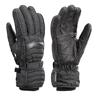 Leki Corvara S GTX Lady Womens Gloves, Black, viewer