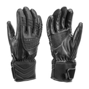 Leki Griffin S Lady Womens Gloves, Black, medium