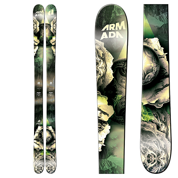 Armada B-Dog Skis 2017, , 600