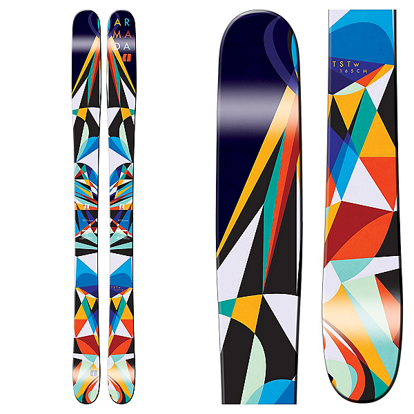 Armada TSTw Womens Skis 2017, , 600