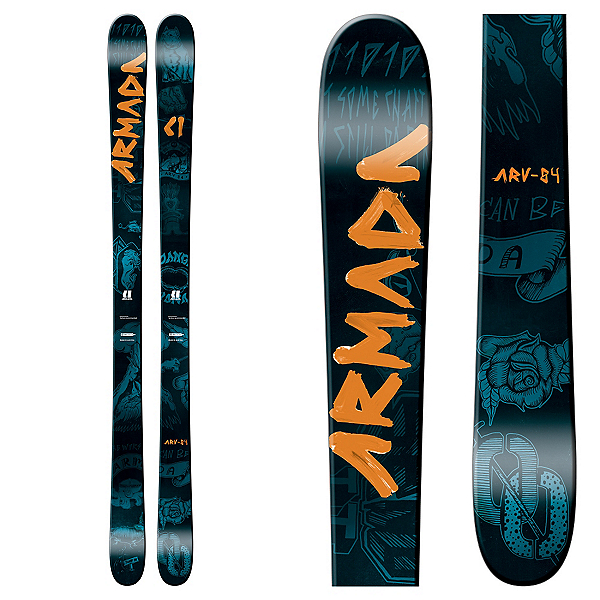Armada ARV 84 Kids Skis 2017, , 600