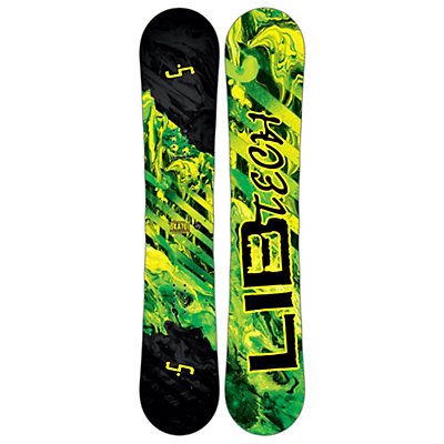 Lib Tech Sk8 Banana BTX Snowboard 2017, Yellow, viewer
