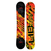 Lib Tech Sk8 Banana BTX Snowboard 2017, Red, medium