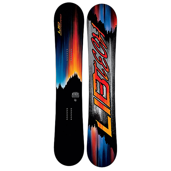 Lib Tech Attack Banana HP EC2 Wide Snowboard 2017, , 600