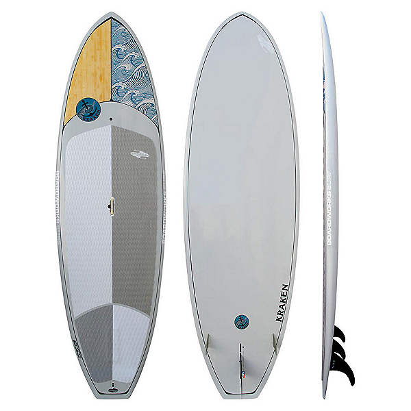 Boardworks Surf Kraken 11' Stand Up Paddleboard 2017, , 600