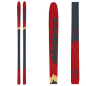 Alpina Discovery 80 Cross Country Skis, Red, medium