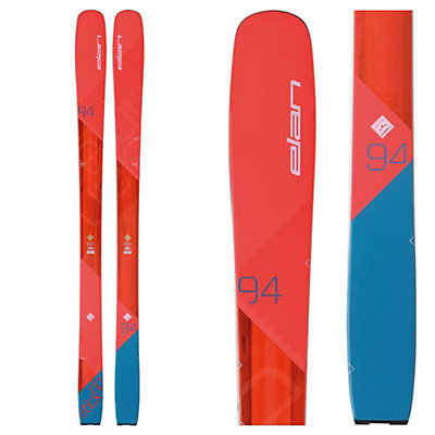 Elan Ripstick 94 Womens Skis 2017, , viewer