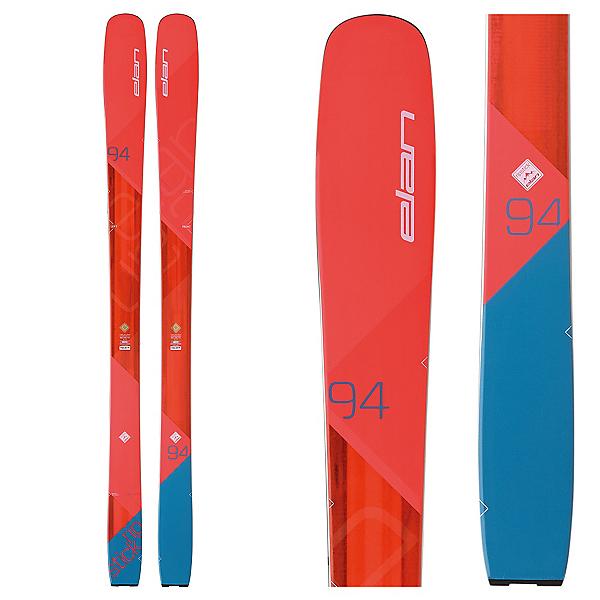 Elan Ripstick 94 Womens Skis 2017, , 600
