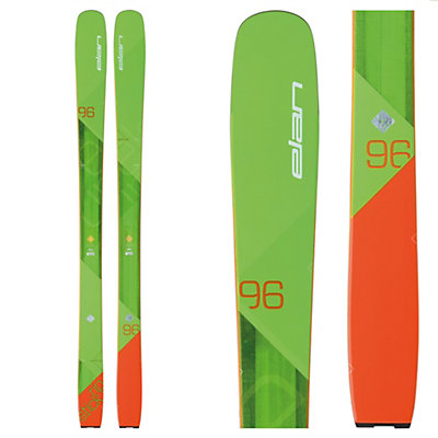 Elan Ripstick 96 Skis 2017, , viewer