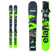 Elan Pinball Pro Kids Skis with EL 7.5 Bindings 2017, , medium