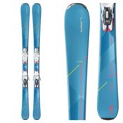 Elan Delight Supreme Womens Skis with ELW 10.0 Bindings 2017, , medium