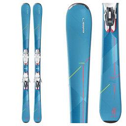 Elan Delight Supreme Womens Skis with ELW 10.0 Bindings 2017, , 256