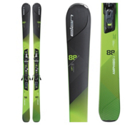 Elan Amphibio 88XTi Skis with ELX 12.0 Fusion Bindings 2017, , medium