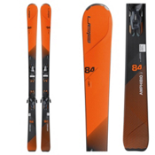 Elan Amphibio 84 Ti Skis with ELS 11.0 Bindings 2017, , medium