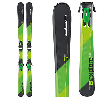 Elan Explore 10Ti Skis with EL 10.0 Bindings 2017, , viewer
