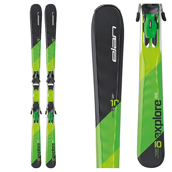 Elan Explore 10Ti Skis with EL 10.0 Bindings, , 600
