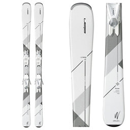 Elan Snow Womens Skis with EL 7.5 Bindings 2017, , 256