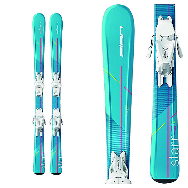 Elan Starr Kids Skis with EL 7.5 Bindings 2017, , 600