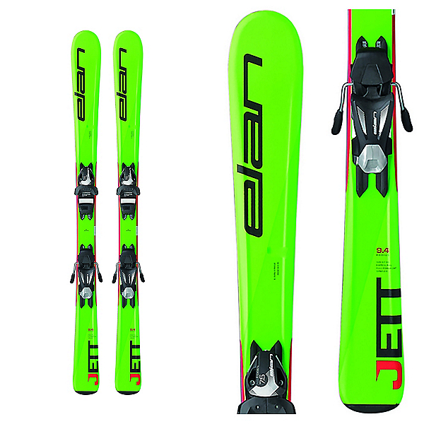 Elan Jett Kids Skis with EL 7.5 Bindings 2017, , 600