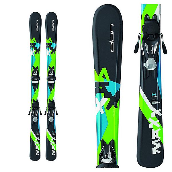 Elan Maxx Kids Skis with EL 7.5 Bindings 2017, , 600