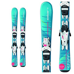Elan Starr Kids Skis with EL 4.5 Bindings 2017, , 256