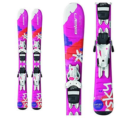 Elan Sky Kids Skis with EL 4.5 Bindings 2017, , viewer