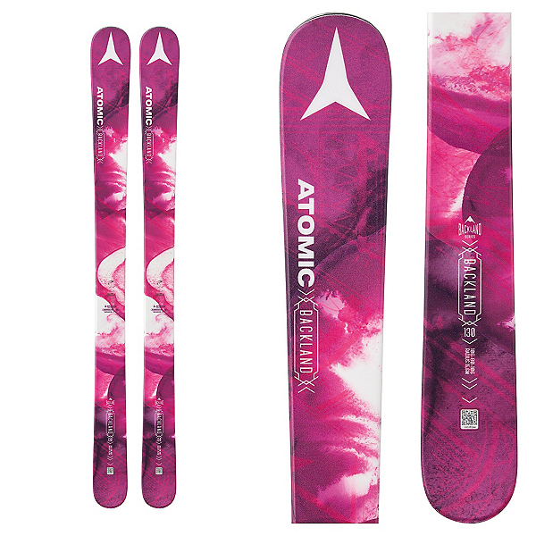 Atomic Backland Girls II Girls Skis, , 600