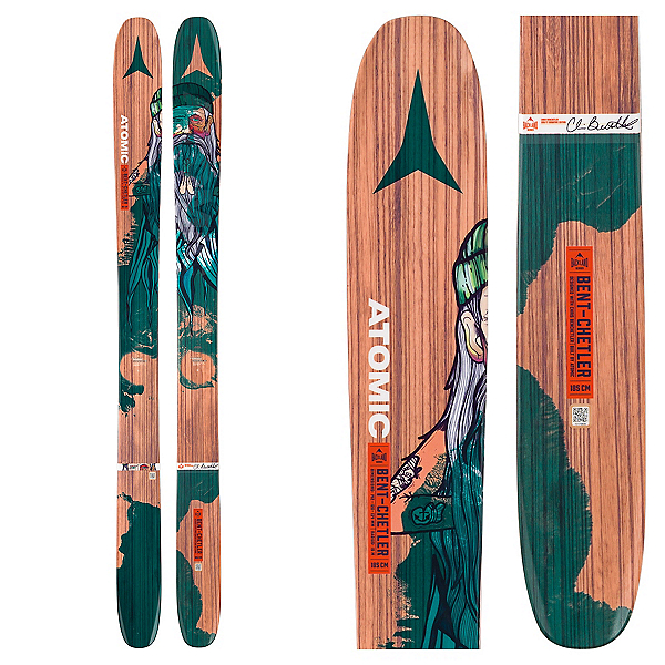 Atomic Backland Bent Chetler Skis 2017, , 600