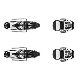 Atomic Warden 11 Ski Bindings 2017, Gun Metal-White, 256