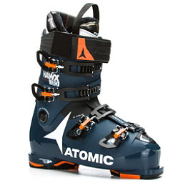 Atomic Hawx Magna 130 Ski Boots, Dark Blue-Black-Orange, 256