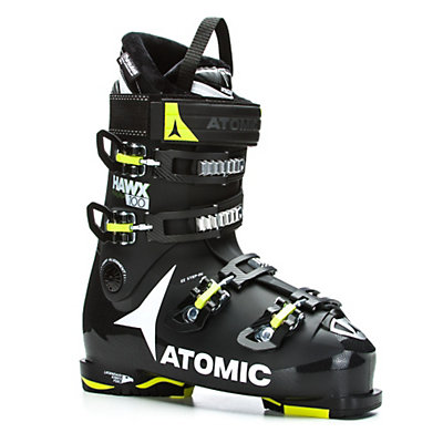 Atomic Hawx Magna 100 Ski Boots 2017, Black-Lime, viewer