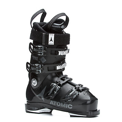 Atomic Hawx Ultra 80 W Womens Ski Boots 2017, Black-Anthracite, viewer