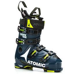 Atomic Hawx Prime 110 Ski Boots 2017, Dark Blue-Black-Lime, 256