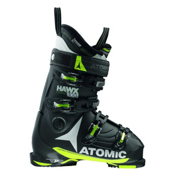 Atomic Hawx Prime 100 Ski Boots 2017, Black-Lime-White, medium