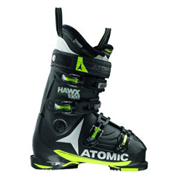 Atomic Hawx Prime 100 Ski Boots 2017, Black-Lime-White, 256