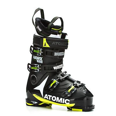 Atomic Hawx Prime 100 Ski Boots 2017, Black-Lime-White, viewer