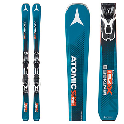 Atomic Vantage X 75 CTI Skis with XT 12 Bindings 2017, , viewer