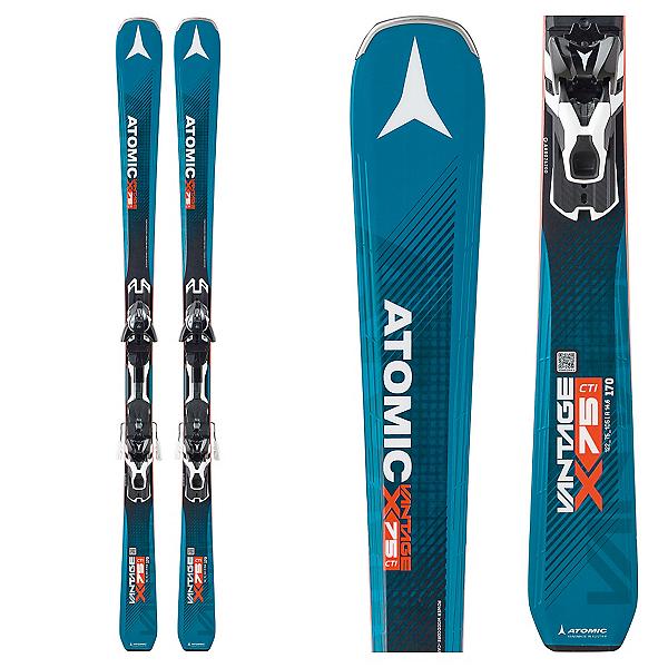 Atomic Vantage X 75 CTI Skis with XT 12 Bindings 2018, , 600