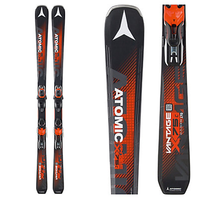 Atomic Vantage X 75 C Skis with Lithium 10 Bindings 2017, , viewer